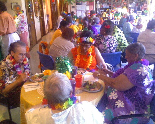 Mercy Senior Activity Center, New Orleans