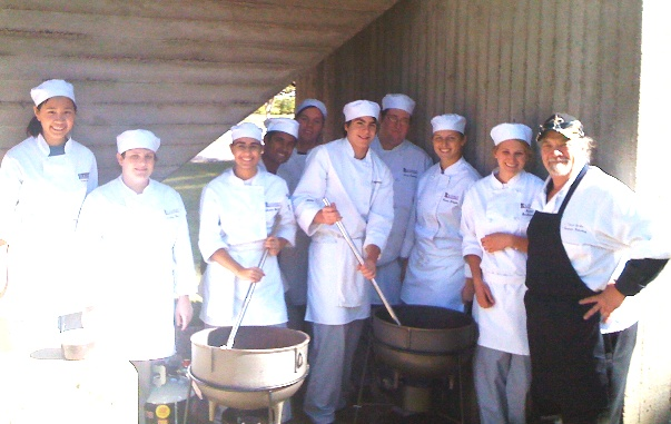 SMSU Culinology Students