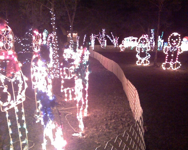 St Tammany Holiday of Lights