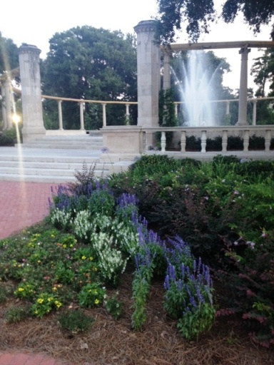 Popp's Fountain and Gardens