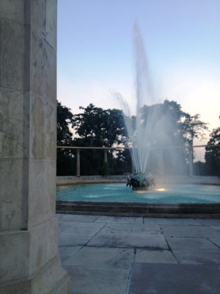 Popp's Fountain, City Park, New Orleans
