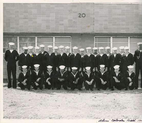 Basic Training NAS Belle Chase Louisiana