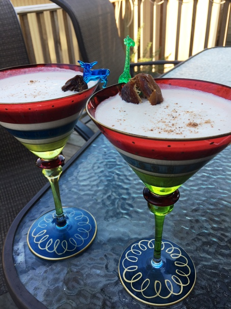 The Rougaroux Date Drink Recipe
