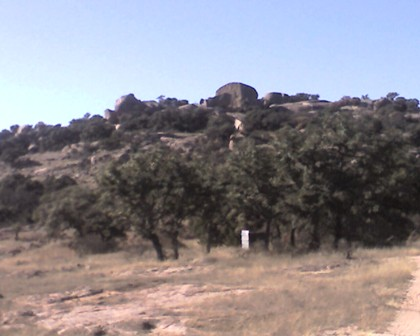 Enchanted Rock Loop Trail