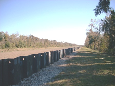 Huricane Protection Levee